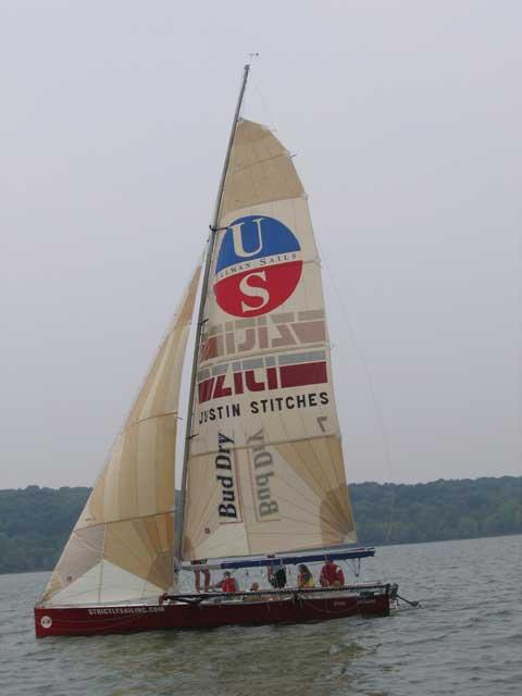 Ultimate 30, 1990 sailboat