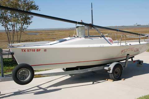 Ultimate 20 Sportboat, 2003 sailboat