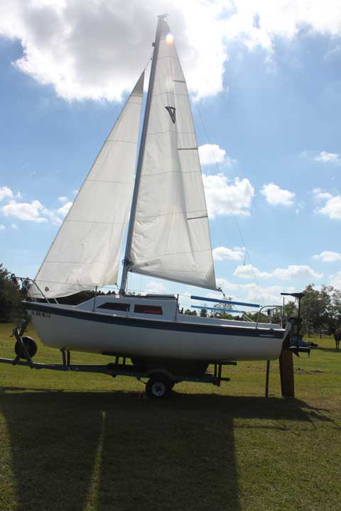 Vagabond 17, 1982, Robertsdale, Alabama sailboat