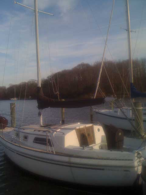 Watkins 27ft 1980 Essex Maryland Sailing Texas Yacht