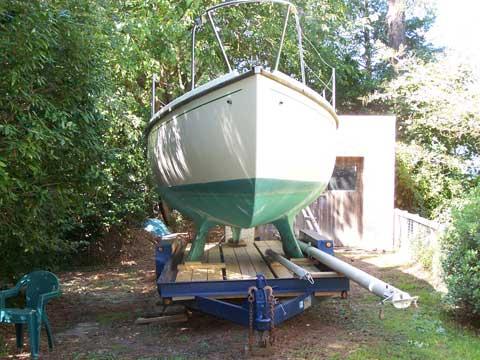 Westerly 30, 1968, Onancock, Virginia sailboat