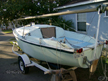 1979 Windrose 20 sailboat