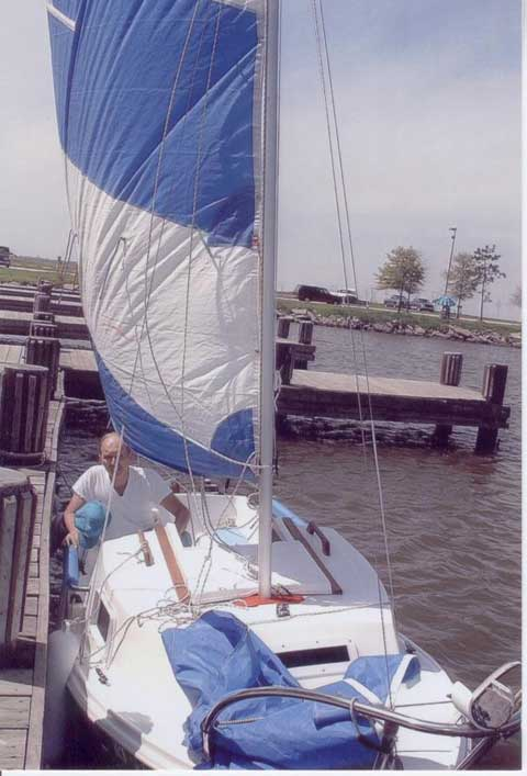 West Wight Potter, 15 feet, 2002, New Orleans, Louisiana sailboat
