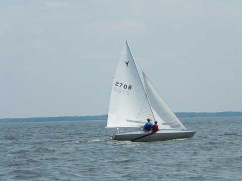 Y-Flyer, 1991 sailboat