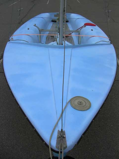 International 470, Early 1970's, Pittsboro, North Carolina sailboat