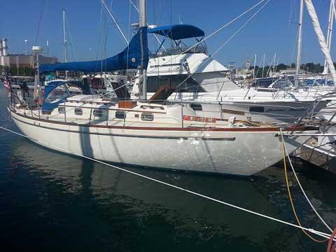 Alberg 37, 1968 sailboat