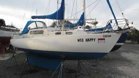 Albin Vega, 1972, 27', St. Augustine, Florida sailboat