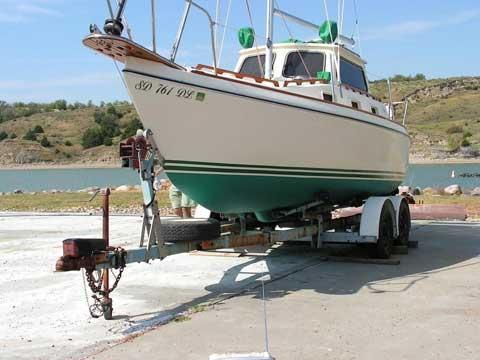 Allmand HMS 23, 1976 sailboat