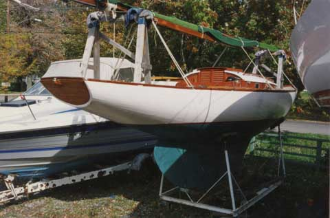 American Knarr, 30 ft., 1958 sailboat