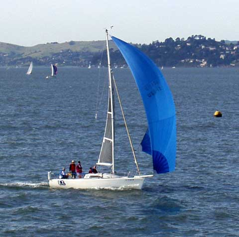 Antrim 27, 1999, Richmond, California sailboat