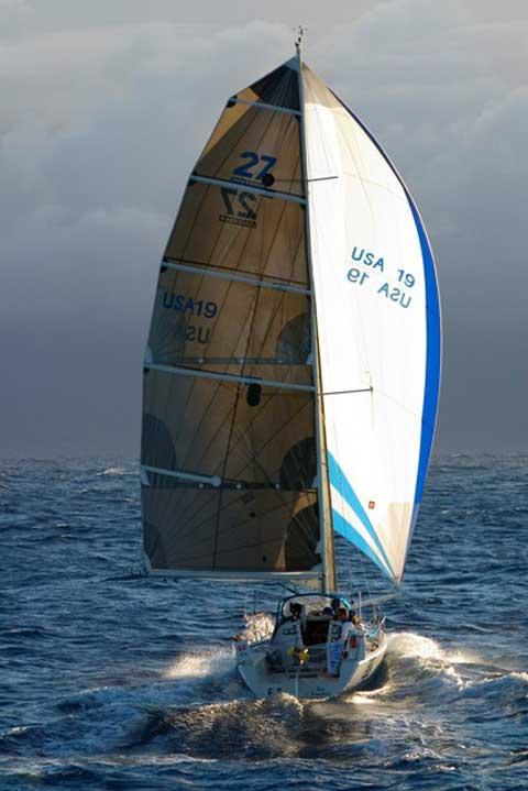 Antrim 27, 1999, Richmond, California sailboat