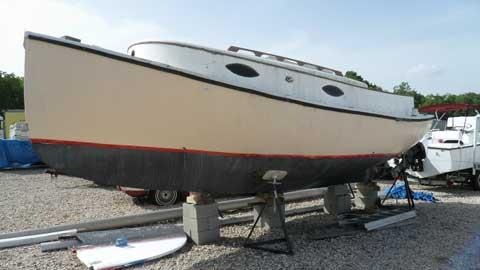 Atlantic City Catboat, 1981, Friendswood, Texas sailboat