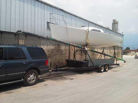 Beiley 32, 1997 sailboat