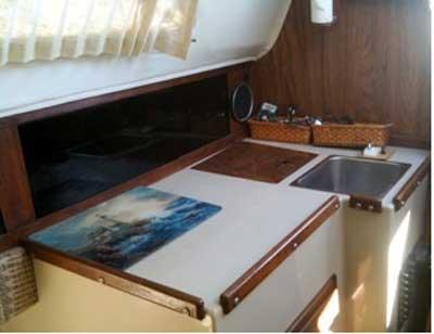Balboa 27, 1978, Lake Travis, Texas sailboat