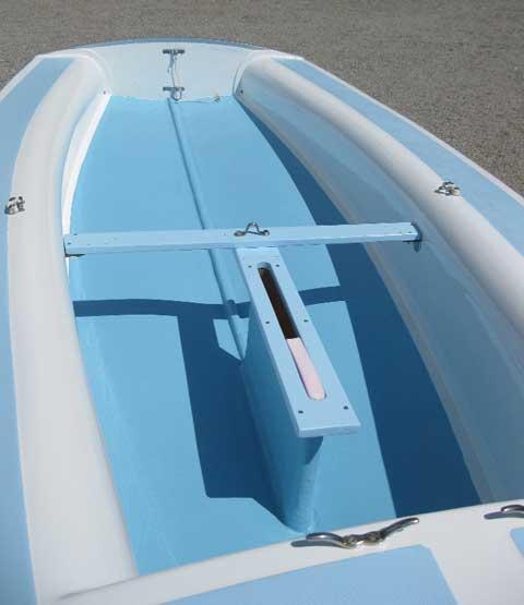 Banshee, 1970s sailboat