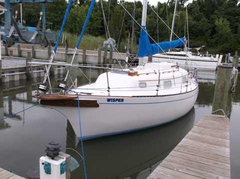 Bayfield 29, 1980, Mayo, Maryland sailboat