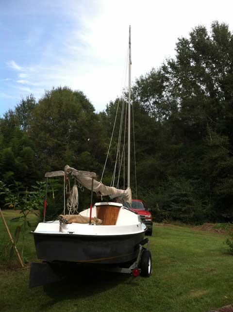 Bayhen 21, 1994 sailboat