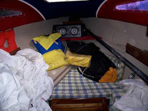 Bayliner Buccaneer 240TM, 1977 sailboat