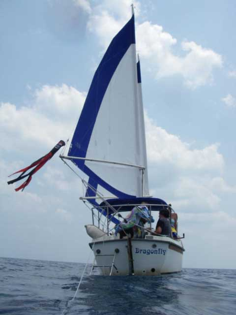 Beachcomber 25, 1982 sailboat