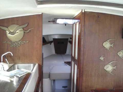 Beachcomber 25 sailboat