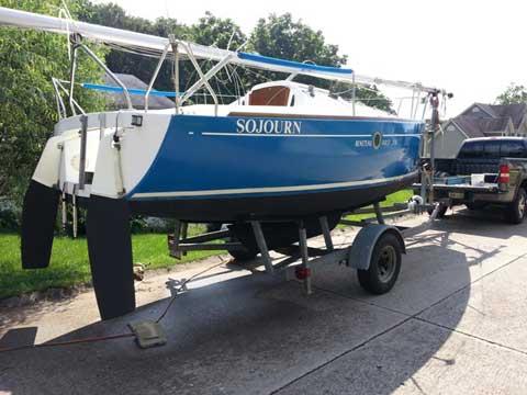 Beneteau First 210, 1994 sailboat