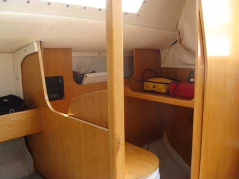 Beneteau First 235, 1990 sailboat