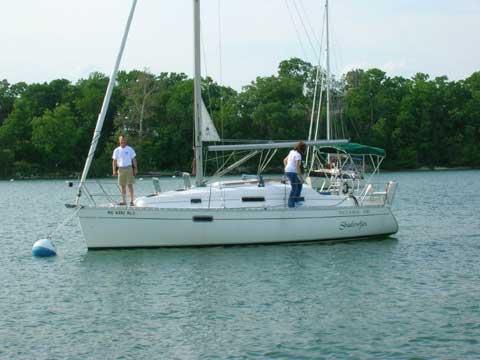 Beneteau 281 28 Ft 1997 Cleveland Ohio Sailboat For