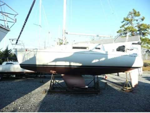 Beneteau 285 sailboat