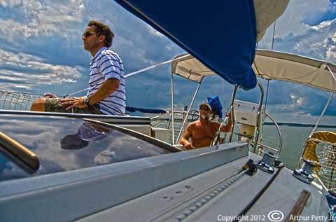 Beneteau First 305, 1986 sailboat
