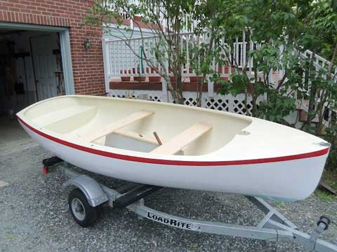 Beverly Dinghy, 11'6