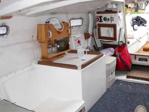 Bolger Shearwater, 1987, sailboat
