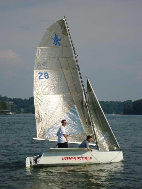 Bongo, 2004, Lexington, Kentucky sailboat