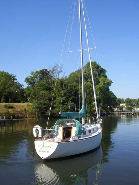 Bristol 29.9, 1978 sailboat