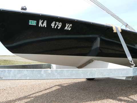 Buccaneer 18, 2009, Wakeeney, Kansas sailboat
