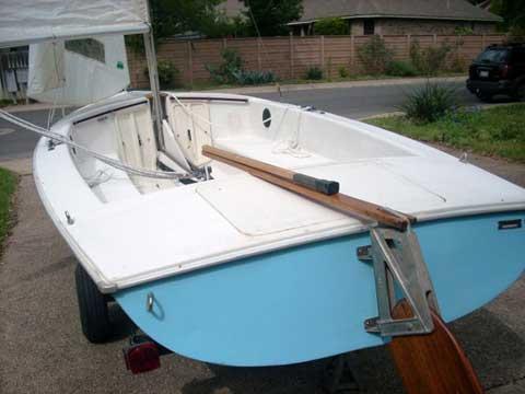 Chrysler  Buccaneer 18, 1976, San Antonio, Texas sailboat