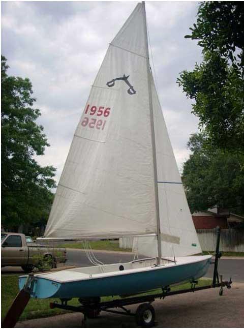Buccaneer 18, 1976 sailboat