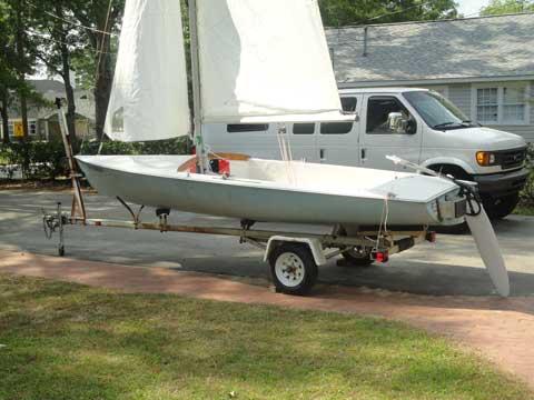 Chrysler Buccaneer 18, 1974 sailboat