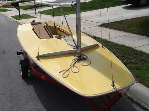 Barnett Butterfly San Antonio Texas Sailboat For Sale From