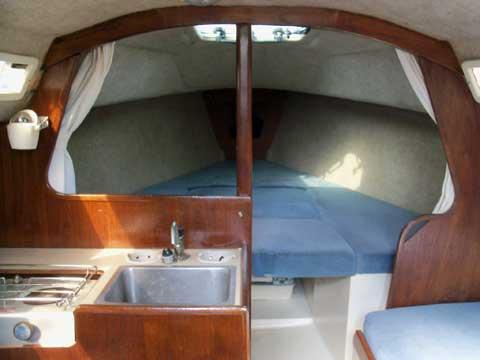 Cal 22 Racer/Cruiser and Trailer, 1985, Clear Lake, Texas sailboat