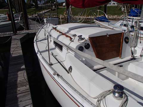 Cal 27 MK III, 1983 sailboat