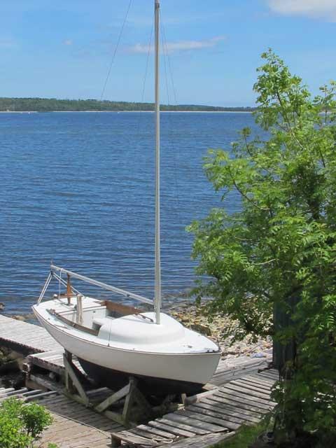 Cape Cod Bullseye 1967 sailboat