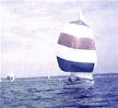 1966 Cape Cod Bullseye 16 sailboat