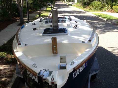Cape Cutter 19, 2003 sailboat