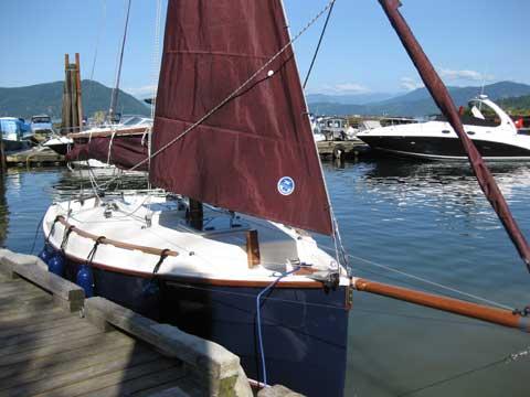 Cape Cutter 19, 2005 sailboat