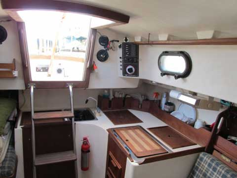 Cape Dory 25D, 1984, Rockport, Texas sailboat