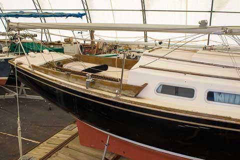 Cape Dory 25, 1975 sailboat