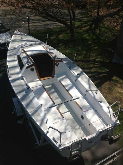 Catalina Capri 22, 1988, Westport, Connecticut sailboat