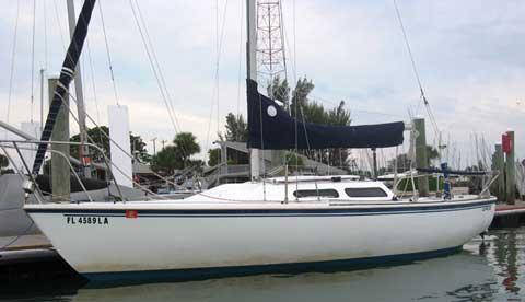 Catalina Capri 25, 1984, Sarasota, Florida sailboat