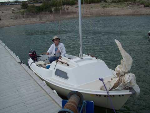 Catalina 15, 1968 sailboat