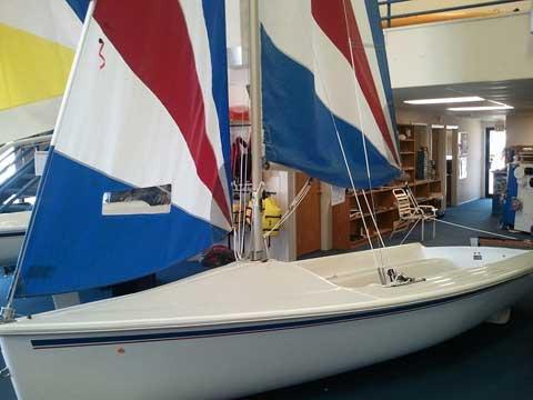 Catalina 2007 16.5, Austin, Texas sailboat